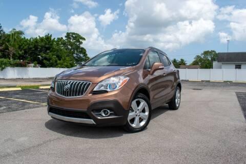 2016 Buick Encore for sale at Guru Auto Sales in Miramar FL