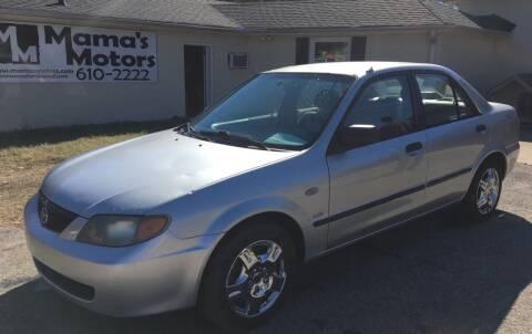 2002 Mazda Protege for sale at Mama's Motors in Greer SC