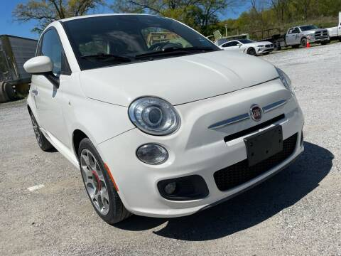2013 FIAT 500 for sale at Ron Motor Inc. in Wantage NJ