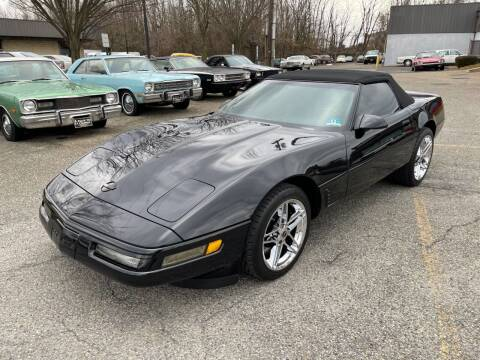 1995 Chevrolet Corvette for sale at Black Tie Classics in Stratford NJ