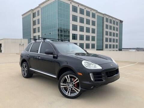 2008 Porsche Cayenne for sale at SIGNATURE Sales & Consignment in Austin TX