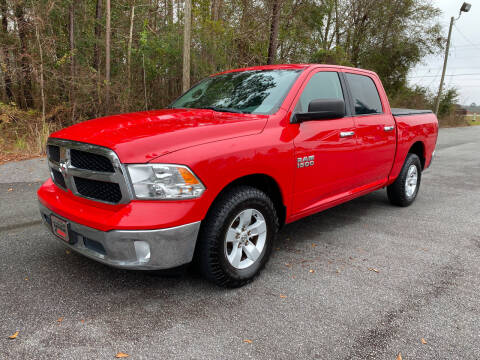 2017 RAM Ram Pickup 1500 for sale at Autoteam of Valdosta in Valdosta GA