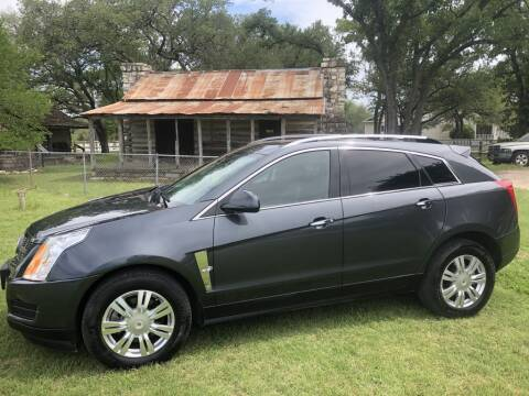 2012 Cadillac SRX for sale at Village Motors Of Salado in Salado TX