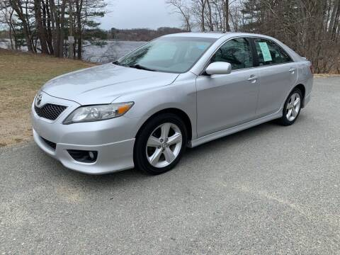 2011 Toyota Camry for sale at Elite Pre-Owned Auto in Peabody MA