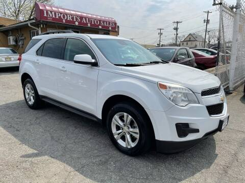 2012 Chevrolet Equinox for sale at Imports Auto Sales Inc. in Paterson NJ