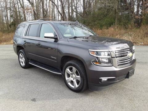 2017 Chevrolet Tahoe for sale at Strosnider Chevrolet in Hopewell VA