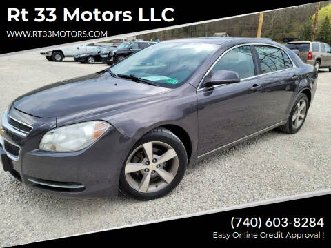 2011 Chevrolet Malibu for sale at Rt 33 Motors LLC in Rockbridge OH