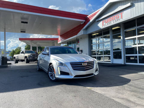 2018 Cadillac CTS for sale at Furrst Class Cars LLC  - Independence Blvd. in Charlotte NC