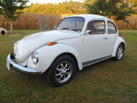 1970 Volkswagen Super Beetle for sale at Classic Car Deals in Cadillac MI