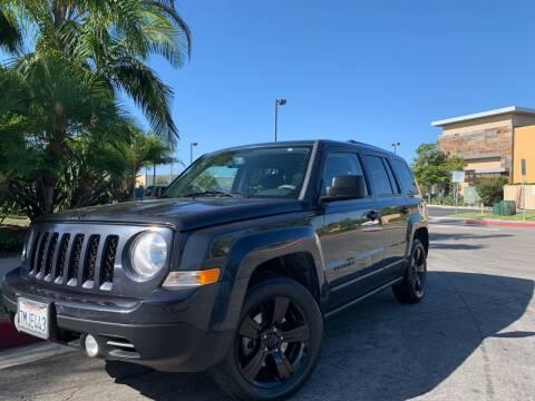 2015 Jeep Patriot for sale at SUMMER AUTO FINANCE in Costa Mesa CA