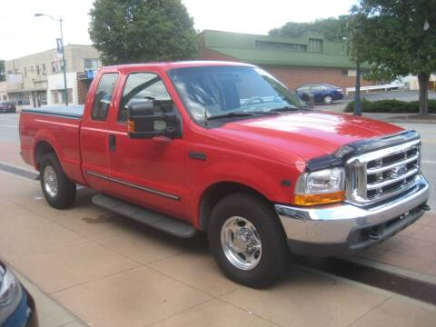 2000 Ford F-250 Super Duty for sale at Theis Motor Company in Reading OH