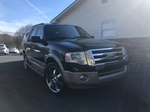2009 Ford Expedition for sale at No Full Coverage Auto Sales in Austell GA
