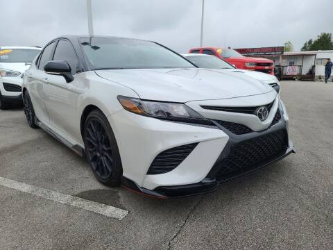 2021 Toyota Camry for sale at Freedom Motors LLC in Knoxville TN