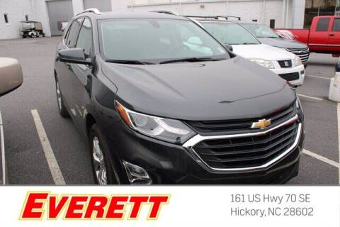 2019 Chevrolet Equinox for sale at Everett Chevrolet Buick GMC in Hickory NC