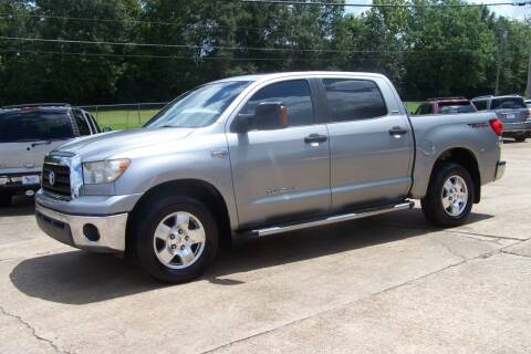 2008 Toyota Tundra for sale at HILLCREST MOTORS LLC in Byram MS