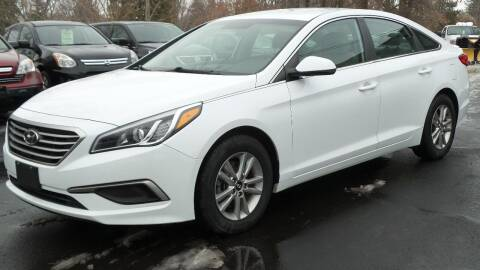 2017 Hyundai Sonata for sale at JBR Auto Sales in Albany NY