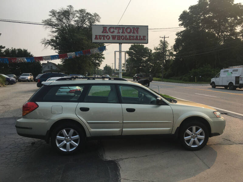 2006 Subaru Outback for sale at Action Auto Wholesale in Painesville OH