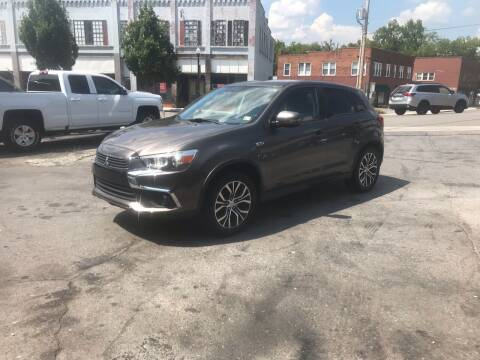 2016 Mitsubishi Outlander Sport for sale at East Main Rides in Marion VA