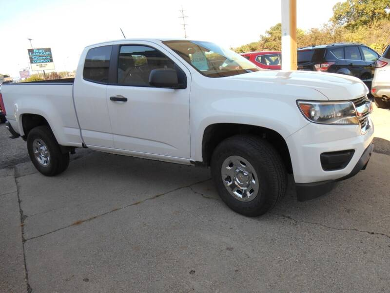 2016 Chevrolet Colorado for sale at Unity Motors LLC in Jenison MI