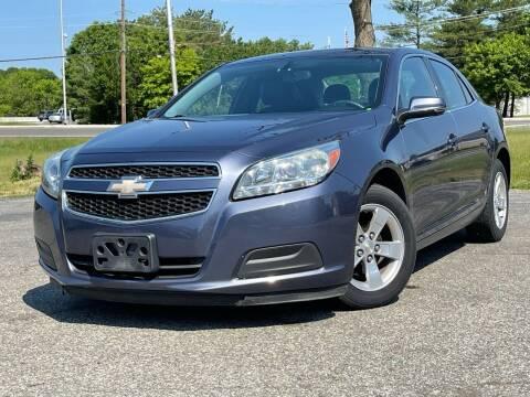 2013 Chevrolet Malibu for sale at MAGIC AUTO SALES in Little Ferry NJ