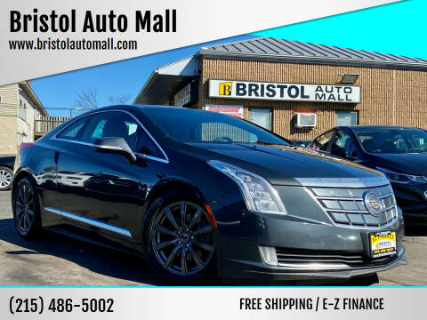 2014 Cadillac ELR for sale at Bristol Auto Mall in Levittown PA