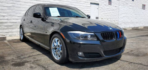 2010 BMW 3 Series for sale at ADVANTAGE AUTO SALES INC in Bell CA