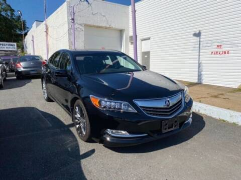2017 Acura RLX for sale at Bay Motors Inc in Baltimore MD