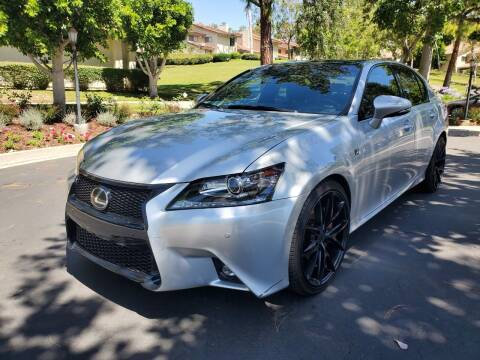 2013 Lexus GS 350 for sale at E MOTORCARS in Fullerton CA