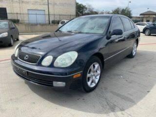 2004 Lexus GS 300 for sale at John 3:16 Motors in San Antonio TX