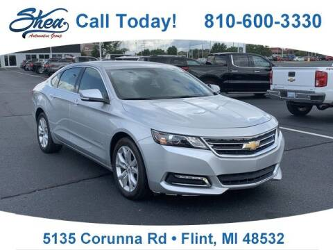 2019 Chevrolet Impala for sale at Jamie Sells Cars 810 - Linden Location in Flint MI