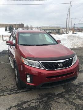2014 Kia Sorento for sale at Cool Breeze Auto in Breinigsville PA