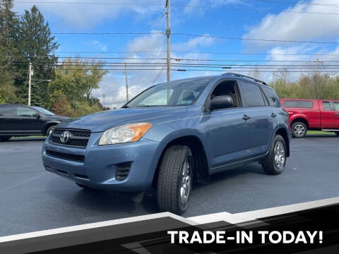 2010 Toyota RAV4 for sale at Woolley Auto Group LLC in Poland OH