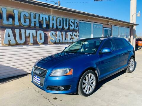 2009 Audi A3 for sale at Lighthouse Auto Sales LLC in Grand Junction CO
