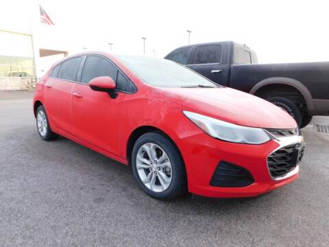 2019 Chevrolet Cruze for sale at Stanley Chrysler Dodge Jeep Ram Gatesville in Gatesville TX