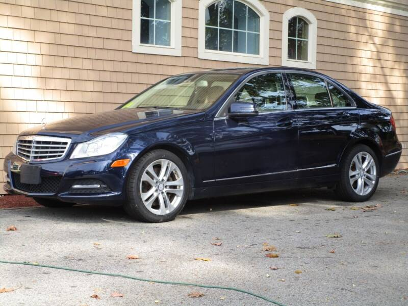 2014 Mercedes-Benz C-Class for sale at Car and Truck Exchange, Inc. in Rowley MA