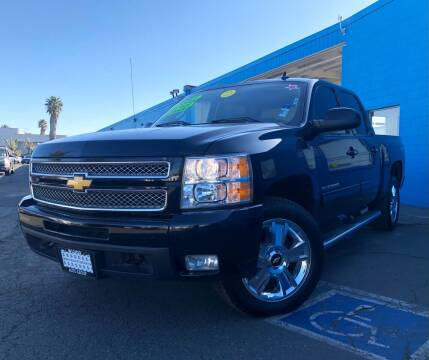 2013 Chevrolet Silverado 1500 for sale at LUGO AUTO GROUP in Sacramento CA
