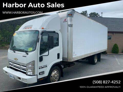 2008 Chevrolet W4500 for sale at Harbor Auto Sales in Hyannis MA