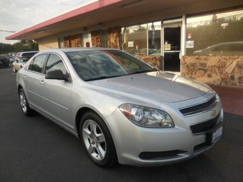 2012 Chevrolet Malibu for sale at Auto 4 Less in Fremont CA
