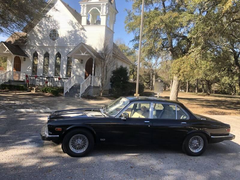1987 Jaguar XJ-Series for sale in Salado, TX
