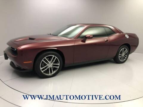 2019 Dodge Challenger for sale at J & M Automotive in Naugatuck CT