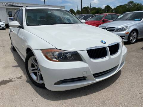 2008 BMW 3 Series for sale at KAYALAR MOTORS in Houston TX