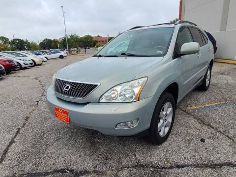 2007 Lexus RX 350 for sale at AA Auto Sales LLC in Columbia MO