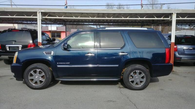 2007 Cadillac Escalade for sale at Lewis Used Cars in Elizabethton TN