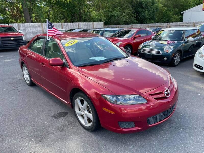 2007 Mazda MAZDA6 for sale at Auto Revolution in Charlotte NC