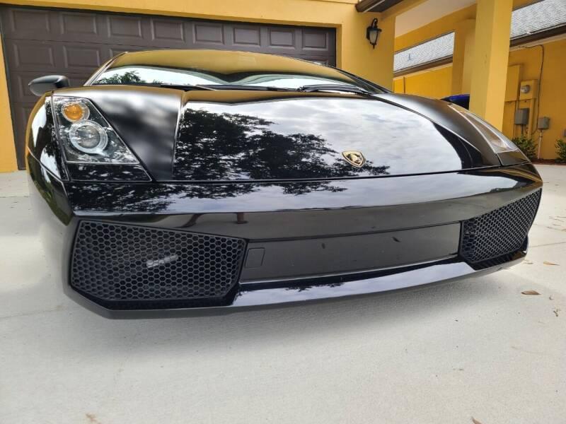 2007 Lamborghini Gallardo for sale at Monaco Motor Group in Orlando FL