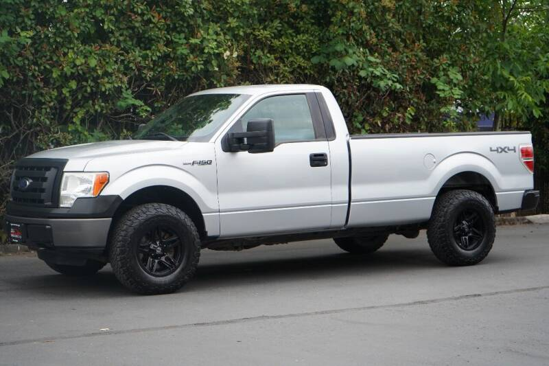 2011 Ford F-150 for sale at Beaverton Auto Wholesale LLC in Hillsboro OR