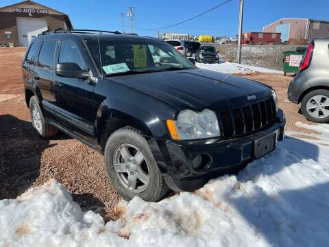 2006 Jeep Grand Cherokee for sale at Pro Auto Care in Rapid City SD