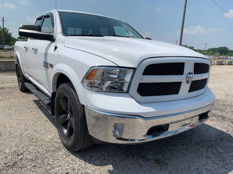 2014 RAM Ram Pickup 1500 for sale at SHAFER AUTO GROUP in Columbus OH