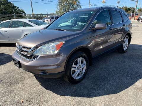 2010 Honda CR-V for sale at American Best Auto Sales in Uniondale NY