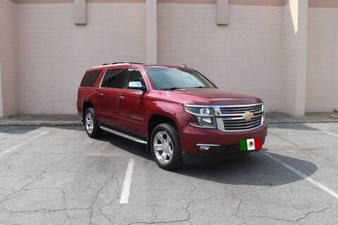 2016 Chevrolet Suburban for sale at El Patron Trucks in Norcross GA